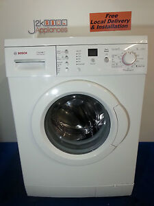 wm090 bosch classixx vario perfect washing machine 7kg load 1200 spin ebay. Black Bedroom Furniture Sets. Home Design Ideas