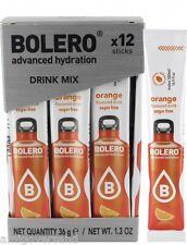 Bolero Sticks - Orange  - 12 Sticks für 12 x 500 mL Getränk