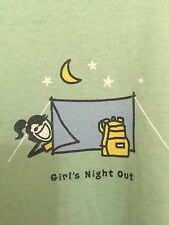 item 4 LIFE IS GOOD WOMENS LIGHT GREEN