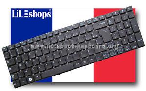 Clavier-Francais-Original-Samsung-NP-RV520-A01FR-NP-RV520-S01FR-NP-RV520-S02FR