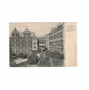 AK-Ansichtskarte-Heidelberger-Schloss
