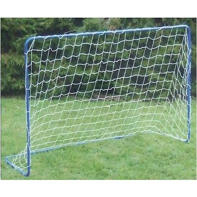 Football Goalposts Soccer Goal Post Nets Training Outdoor Childrens Garden Kids