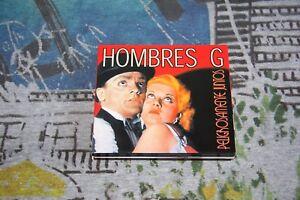 Hombres-G-Peligrosamente-Juntos-2-Cd-039-s-Dvd-Sello-Gasa-5050466665621