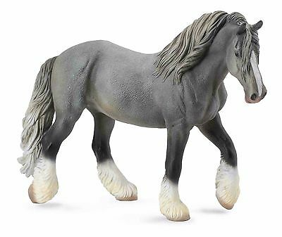 Breyer Horses Corral Pals Grey Schauzer Dog #88752