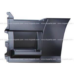Step-Fairing-Panel-End-Plastic-Black-LH-Fit-Volvo-VNL-630-670-730-780