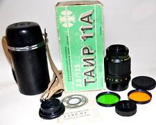 TAIR 11A .M39 M42 NIKON F mount. Original CASE, Original Box.Exellent condition!