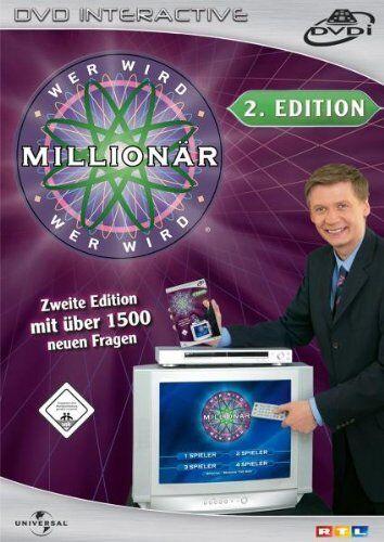 1 von 1 - Wer wird Millionär - 2. Edition - DVD Spiel