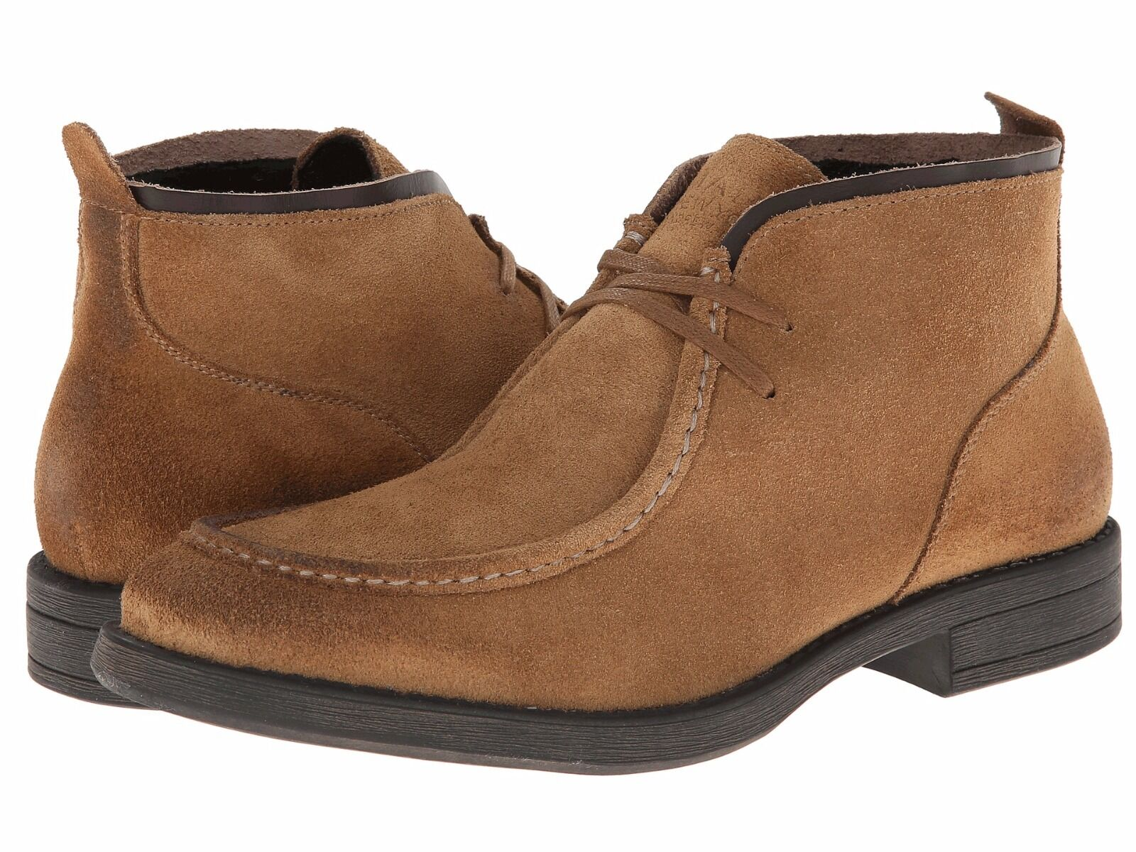 Men's Marc New York by Andrew Marc Howard Brown Suede SZ 10.5 MSRP 150