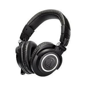 Audio-Technica-ATH-M50x-Professional-Headphones