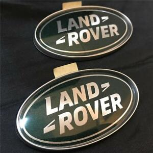 2-GENUINE-LAND-ROVER-QUARTER-PANNEL-BADGES-For-Discovery-sport-2014-LR063650