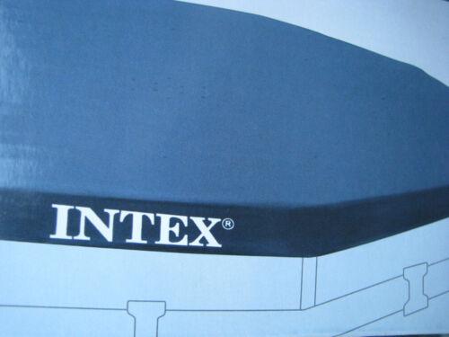 Intex Plane Poolplane 305 Frame Pool 28030 Pool Abdeckplane Abdeckung NEU