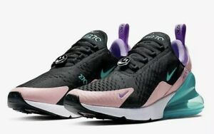 Details about AIR MAX 270 Have a Nike Day CI2309 001 BlackHyper Jade Coral Men's Size 12