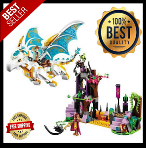 Girls Fairy Compatible Lepining Elves Dragon Series Fit Elves Fairy Friends Gift