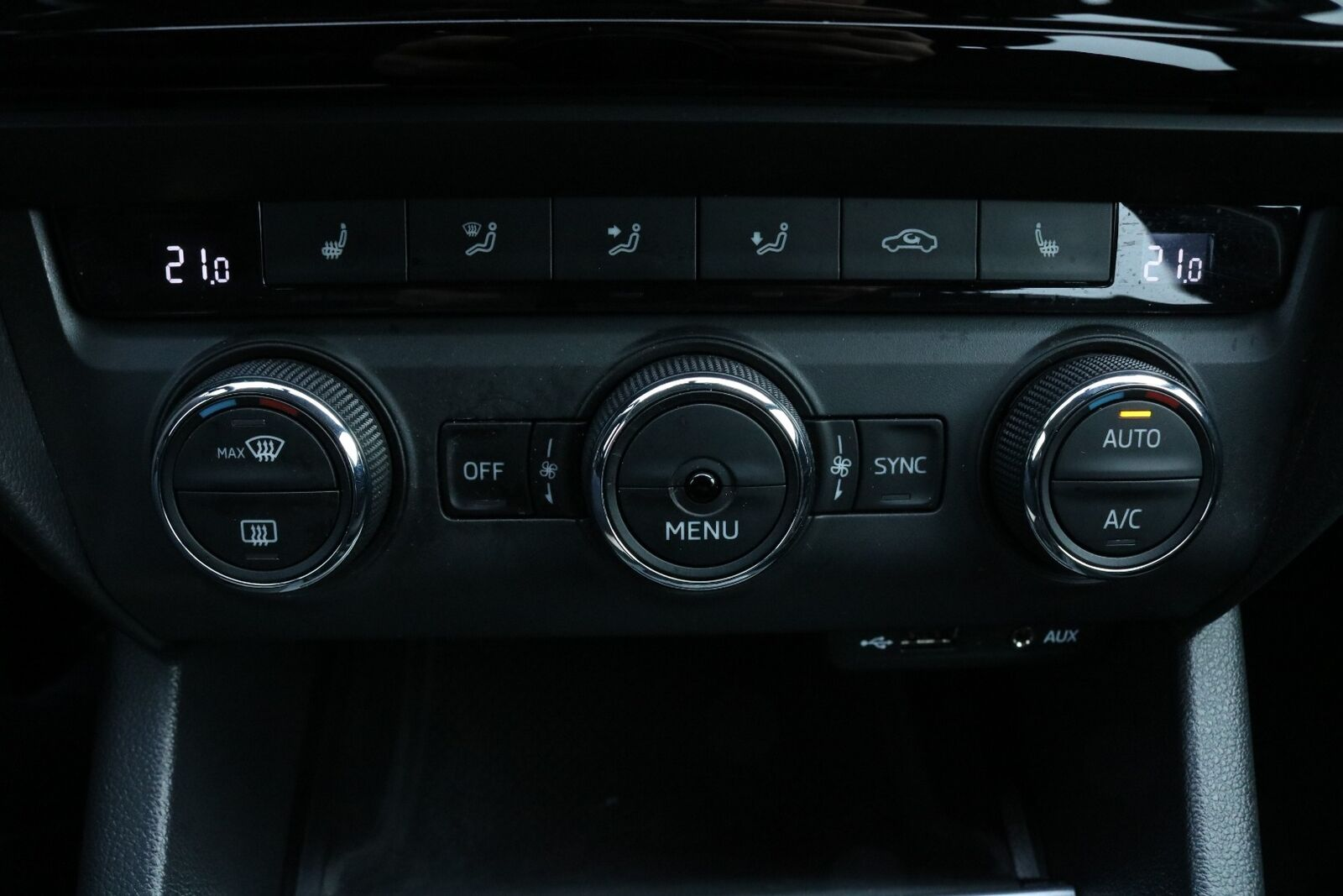 Skoda Octavia TDi 150 Style Combi