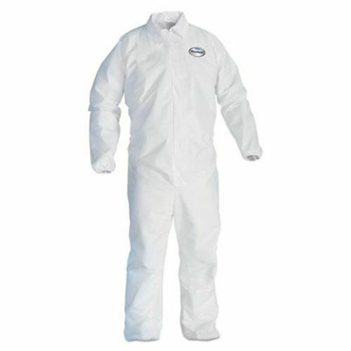 New Kleenguard Protection Apparel, X-Large, 25 Coveralls (KCC 44314) KleenGuard