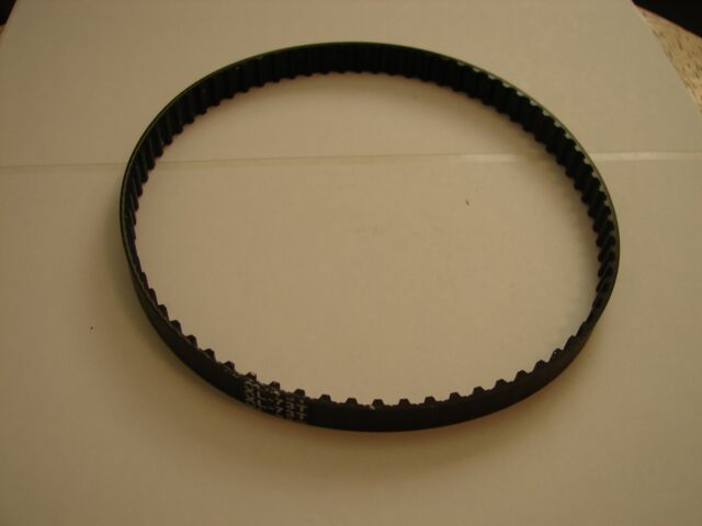 T2.5x160 64-Tooth 2.5mm Pitch 10mm Width Groove Timing Belt for Stepper Motor