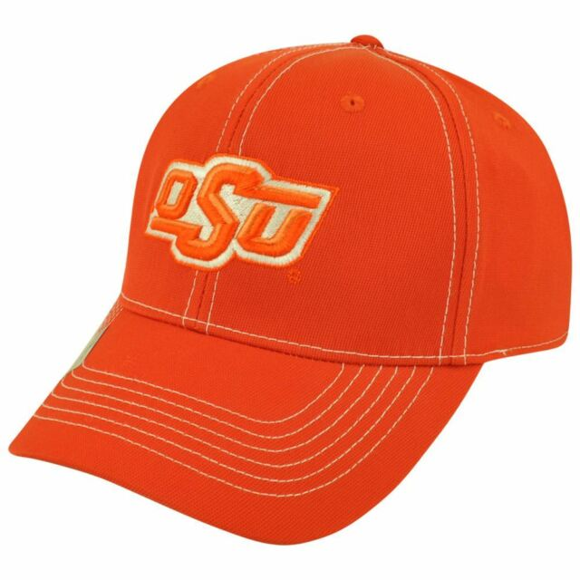 quality design 33086 5b8a0 NCAA Top of the World Oklahoma State Cowboys Endurance Tactile Flex Fit Hat  Cap