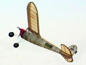Details about 40 inch ROVER Vintage Free Flight Model AIrplane Printed Plans