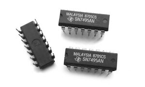 74LS195-4 Bit Par-Access Shift Register IC