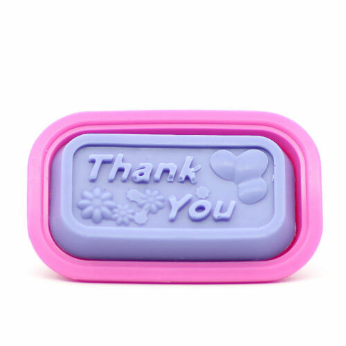 4 Types Silicone Soap Mold Candy Chocolate DIY Homemade Tools Baking Cake Mould