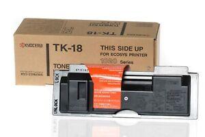 PL Neu Kyocera Toner TK-18 TK18 schwarz C