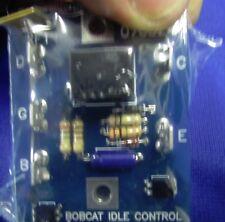 Miller Bobcat 5 Pin Welder Idle Idler Control Pc Board 189742 Amp 142724 Usa Made