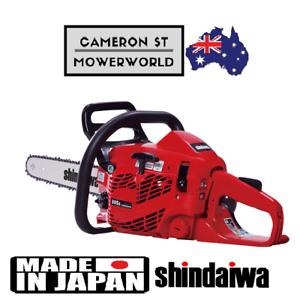 Shindaiwa-Chainsaw-305S-14-Pro-saw-5-Year-Warranty-Light-Weight-Made-In-Japan