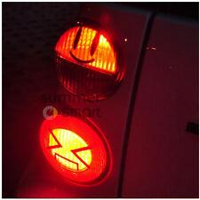♨️ Smart 451 ForTwo ✔ Rücklicht Rückleuchte Smile Bremslicht Brabus Aufkleber ♨️