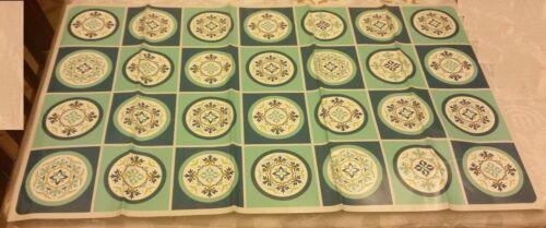Wall Decal 30 x 18 BACKSPLASH Sticker CIRCLES