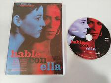 HABLE CON ELLA DVD EL DESEO PEDRO ALMODOVAR LEONOR WATLING ROSARIO FLORES