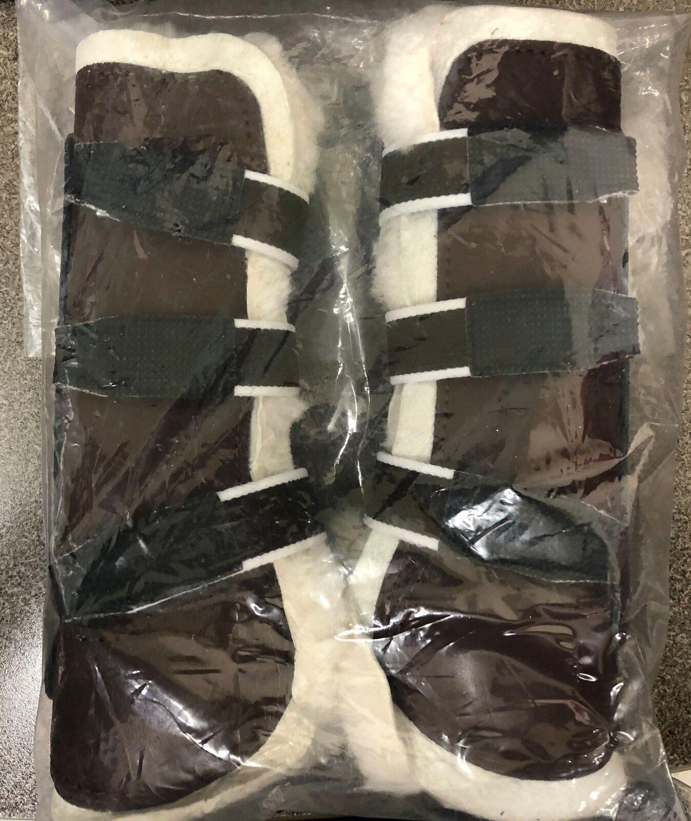 Lanz Anliker  despedimos  galope botas talla 2