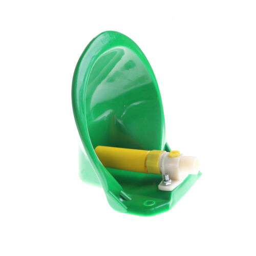 Automatic Water Bowl Float Valve Drinking/&Stock Plastic Farm For Horse Sheep/&DMR