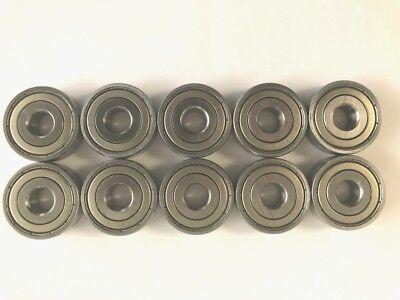 9//16x 1-3//8x 7//16 inch 2 pcs 1622 ZZ C3 metal shielded ball bearing