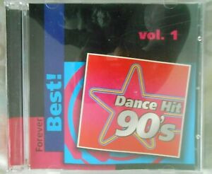 2CD-Dance-hit-90-039-s-Forever-best-Vol-1-2-CD-in-the-set-38-tracks-NEW