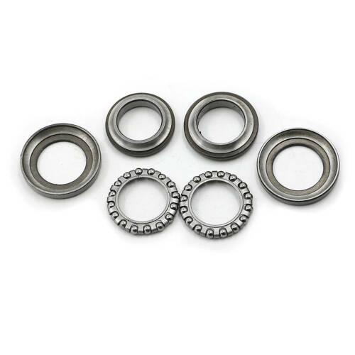 For Honda ATC70 110 185 Steering Bearing Fork Head Stem Dust Seals Assembly Kit