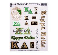 Kappa Delta Crest Multical