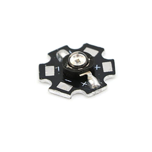 3W High Powe 850Nm Infrared Led Light Ir Led For Night Vision Camera Light s//