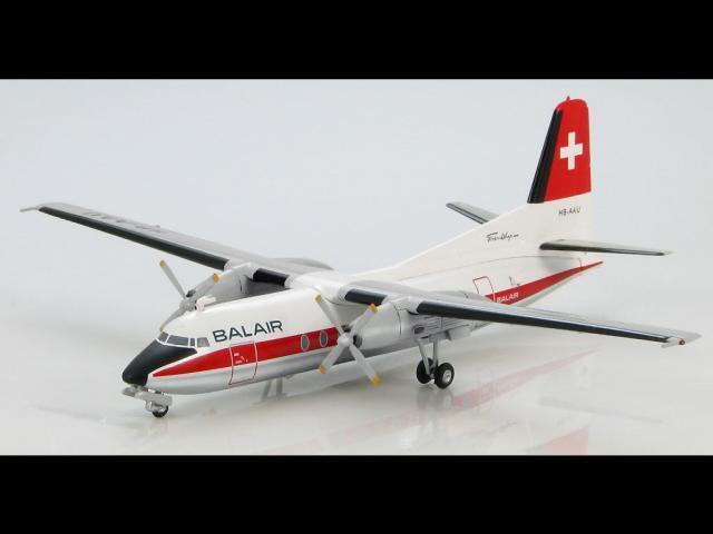 BALAIR F-27 (HB-AAU), 1 200