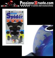 Paraserbatoio Proteggi Serbatoio Tank Pad moto Oxford Spider Carbon nero tankpad