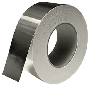 Aluminium-Foil-Self-Adhesive-Heat-Reflecting-Insulation-Tape-Silver-75mm-x-45mts