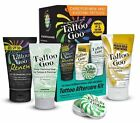 4 in 1 Tattoo Goo Aftercare Kit . Best Healing & Protection - Lotions Salve Soap