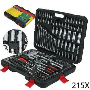 215pcs-Professional-Socket-Set-1-2-034-3-8-034-1-2-034-DR-Spanners-Torx-More-UK