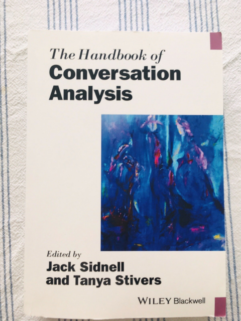 The handbook of conversation analysis, Jack sidnell , emne:…