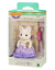 Sylvanian Families Town Girl Silk Cat