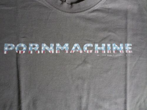 Porn Machine USA shirt Stars and Stripes Pornstar