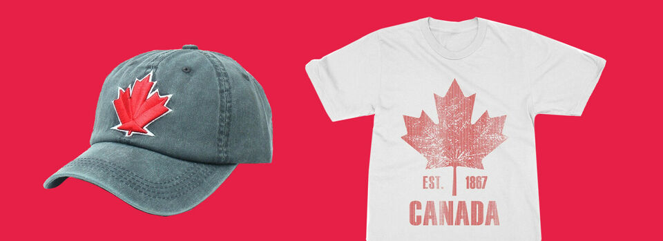 Shop Now - Proud to be Canadian
