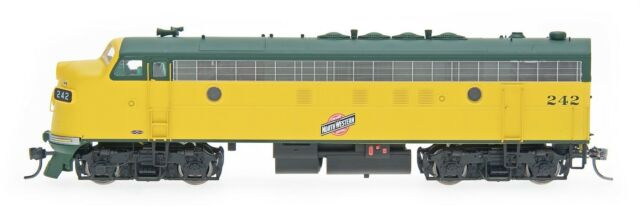 InterMountain HO 49944 Chicago & North Western CNW FP7 Locomotive DCC