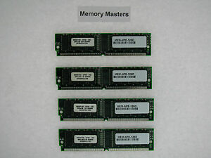 MEM-NPE-128D-128MB-Approvato-4x32MB-Cisco-7200-Serie-Npe