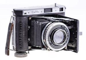 Baldaxette-II-con-Xenar-7-5cm-F-2-8-Rangefinder-VERY-RARE