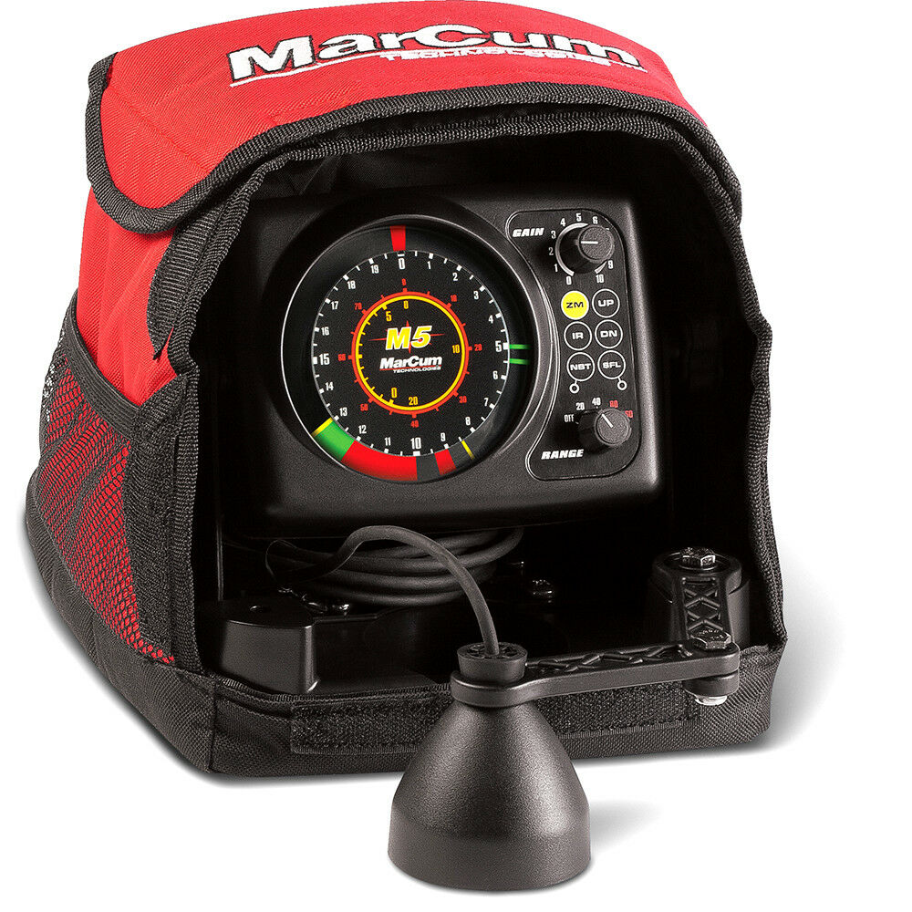 Marcum Technologies M5 Marcum M5 Flasher System